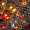 Istanbul: Grand Bazaar - Colourful lights