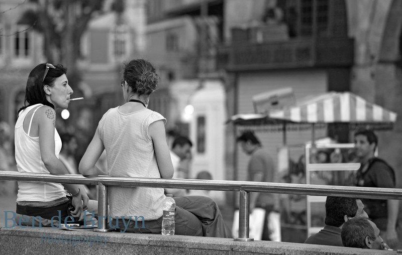June 2012 Istanbul People 1