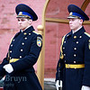 April 2014 Moscow Russia changing of the guard 2