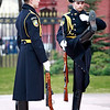 April 2014 Moscow Russia changing of the guard 4
