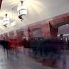 2014 K November 2014 Moscow Metro Marksistskya Rush Hour 2