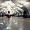 2014 K November 2014 Moscow Metro Novokosino rush hour 1