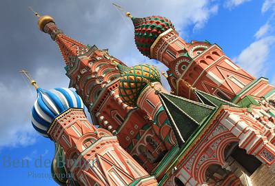 Moscow (Churches)