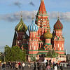 May 2014 Moscow St Basils and red square