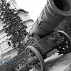 Tsar Cannon inside Kremlin grounds Moscow Russia by Andrey Chokhov