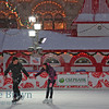 Moscow People: Red Square ice rink - Ice skating fun