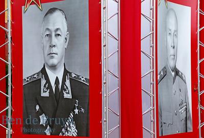 May 2014 Moscow Manezhnaya Square Victory Day  display 5