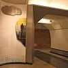 Sretensky Bulvar metro station Moscow Russia