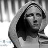 Moscow May 2014 Fallen Monument Park Woman 1