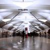 2014 K November 2014 Moscow Metro Novokosino rush hour 4