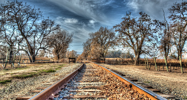 Napa Valley Tracks