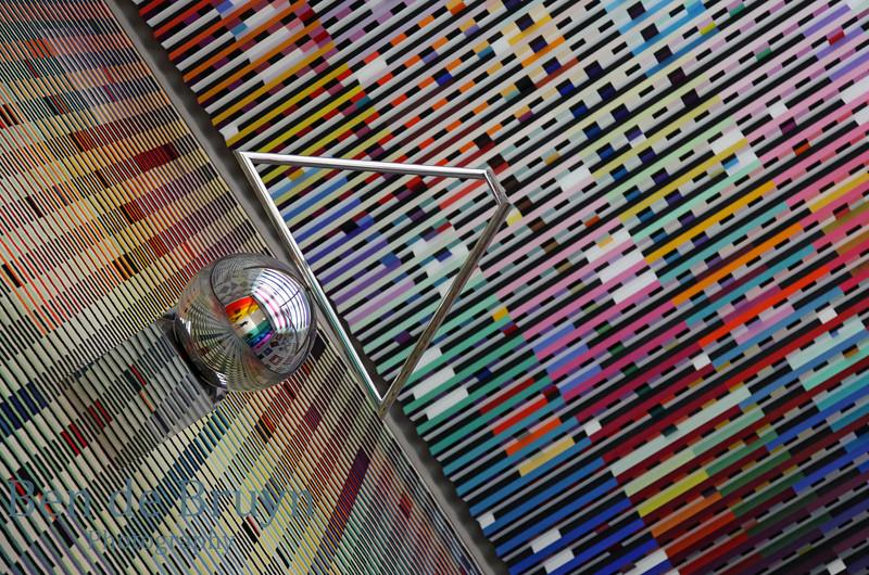 Paris:Pompidou museum artwork 3 July 2012