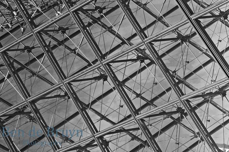 Paris: Louvre view 2 July 2012