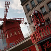 Paris:Moulin Rouge 1 July 2012