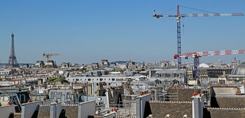 Paris: view July 2012