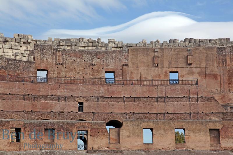 Oct 2011 Rome Colloseum 3