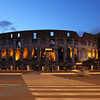 Oct 2011 Rome Colloseum at night 7