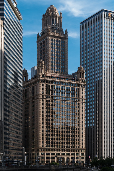 35 East Wacker, also known as the Jewelers' Building, is a 40-story historic building in Chicago.