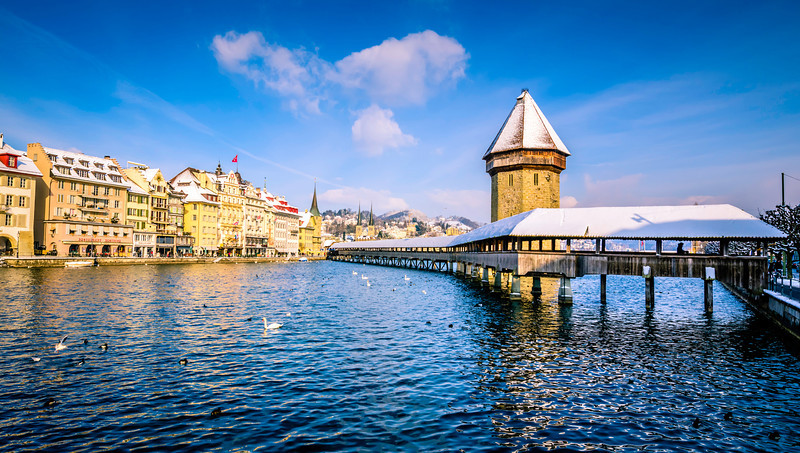Luzerne Chapel Bridge