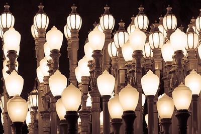 LACMA City Lights