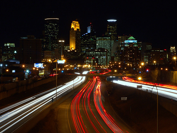 Rush Hour - Minneapolis MN