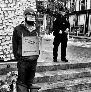 Occupy Protest