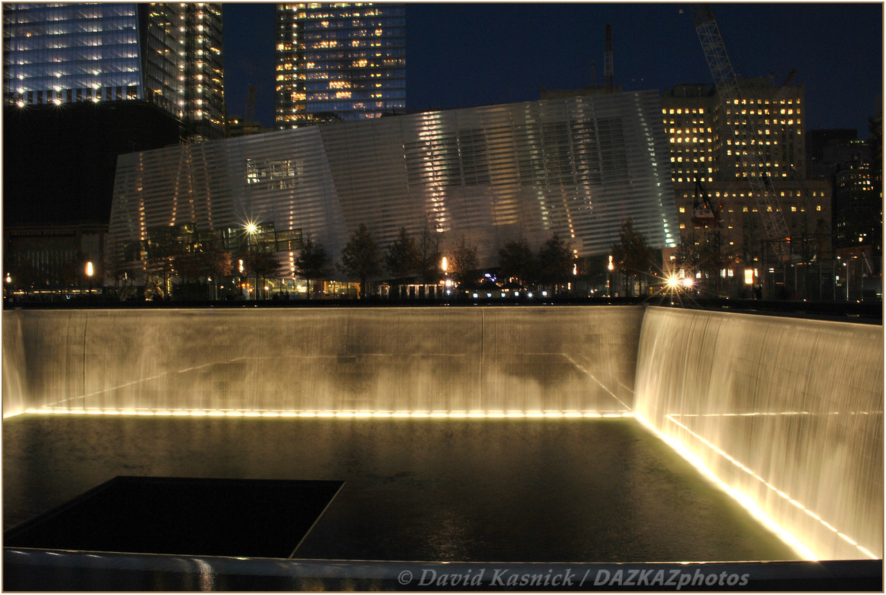 Ground Zero Memorial 1 - New York City