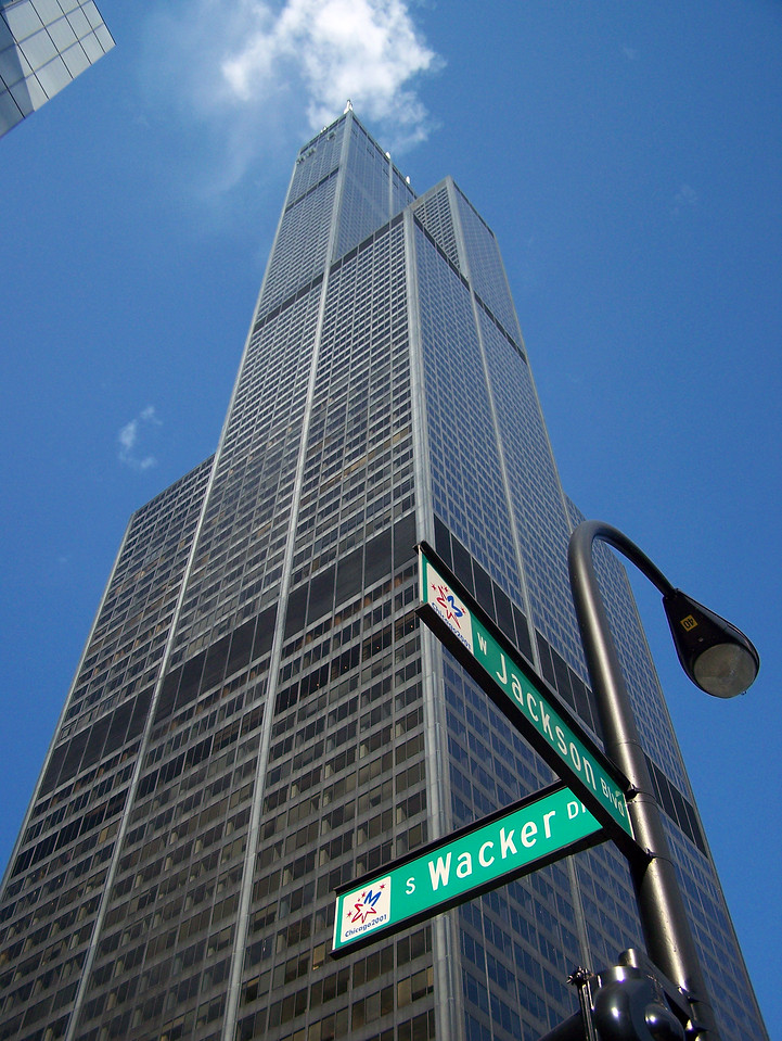 Sears Tower (Willis Tower) 2 - Chicago, IL