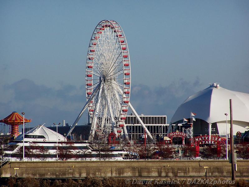 Navy Pier Ferris Wheel - Chicago, IL