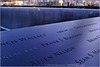 Ground Zero Memorial 4 - New York City