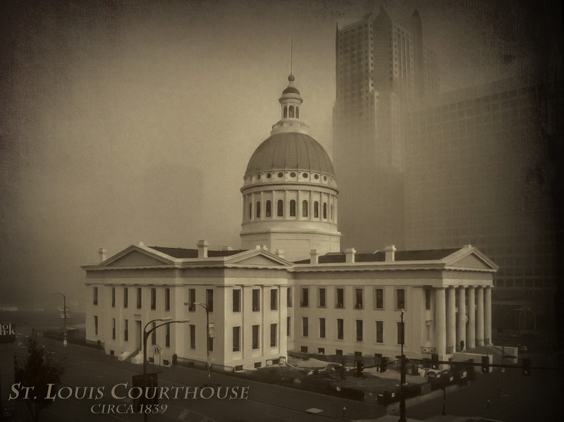 St. Loius Courthouse