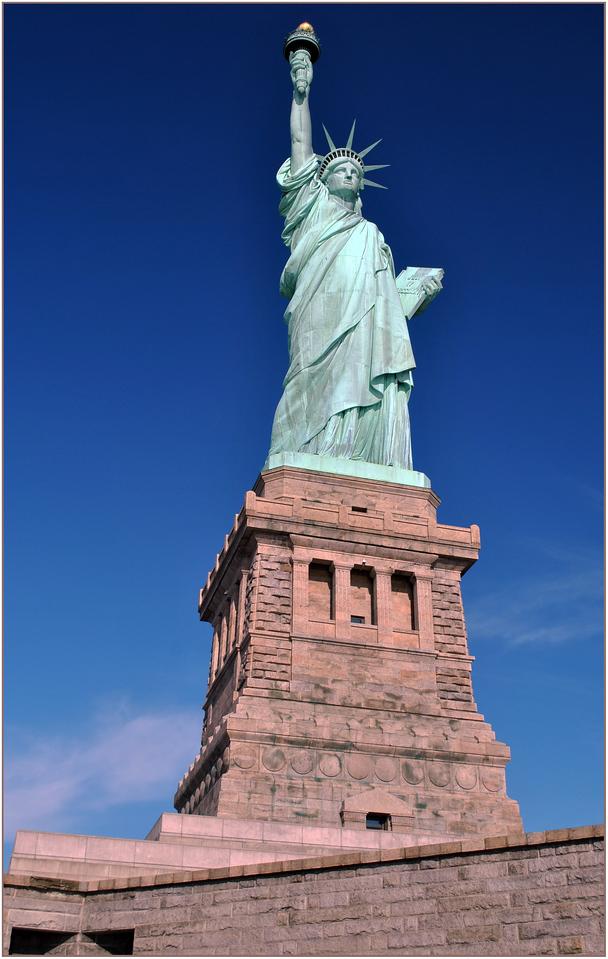 Lady Liberty 1 - New york City