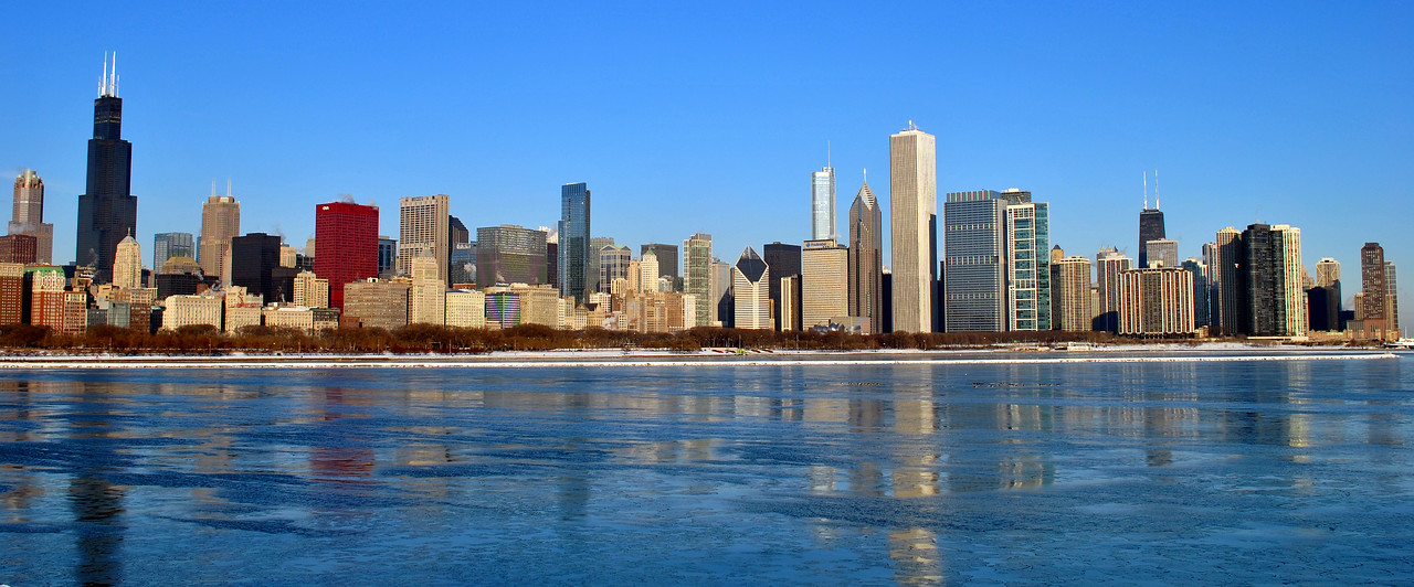 Chicago Skyline - Chicago, IL