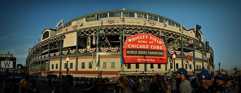 """The """"Friendly Confines"""""""