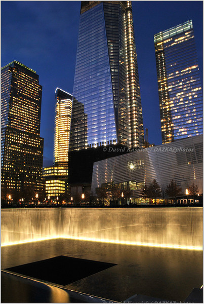Ground Zero Memorial 2 - New York City