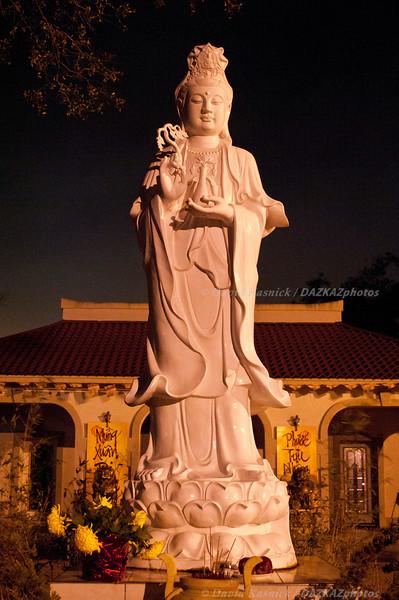 Hindu Statue - Biloxi, MS.