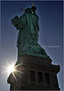 Liberty Sunrise - New York City