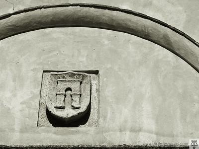 Antiguo escudo de Talavera de la Reina