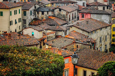 "Barga is a medieval town and comune of the province of Lucca in Tuscany, central Italy. It is home to around 10,000 people and is the chief town of the ""Media Valle"" (mid valley) of the Serchio."