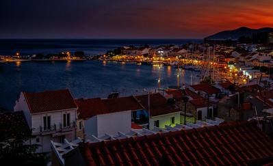 Samos Island - Dusk