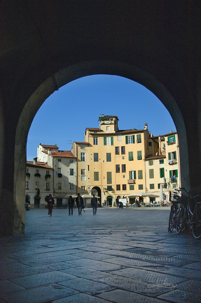 Lucca Piazza