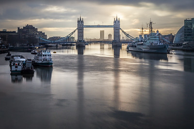 Tower Bridge Sunrise