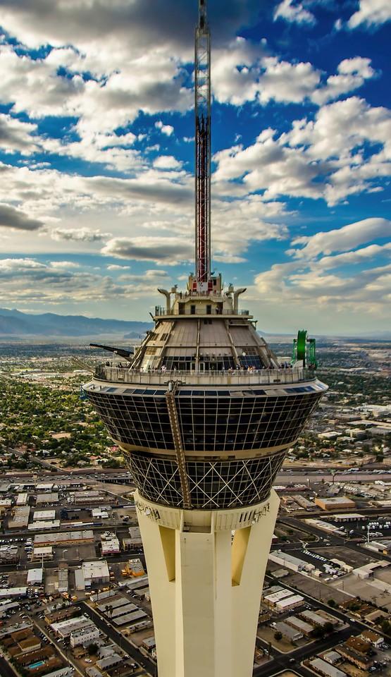 Stratosphere Hotel & Casino, Las Vegas, NV, USA