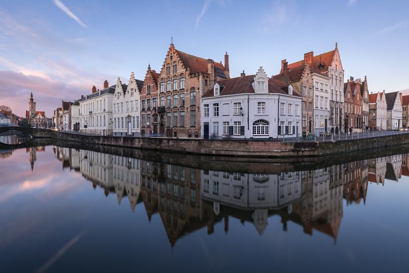 Bruges Reflections