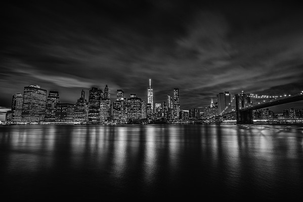 Manhattan by Night