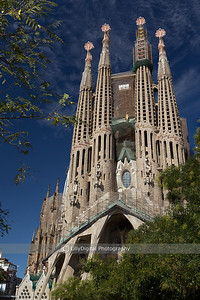Familia Barcelona, Spain