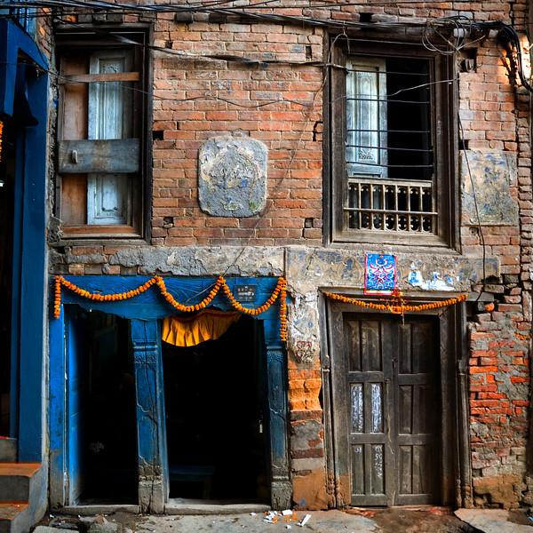 The Crooked Building, Kathmandu - Nepal