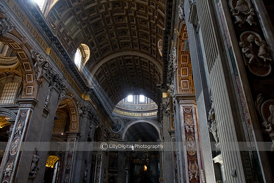 St. Peters,  Basilica, Vatican City