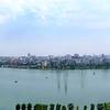 Hatirjheel Lake, Dhaka
