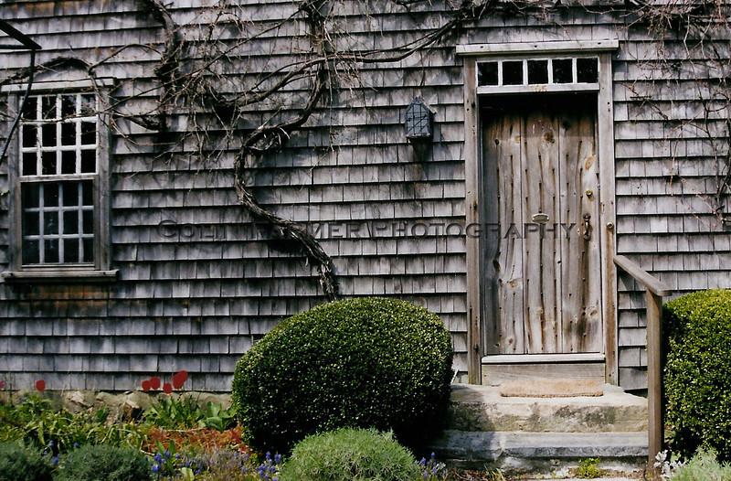 Nantucket Doorway